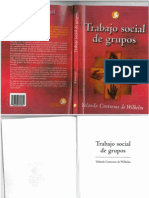 Trabajo Social con Grupos de Yolanda Contreras....