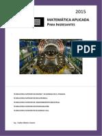 Cuadernillo de Matematicas 2015