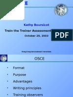 OSCE Boursicot