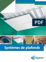 Plafondsystemen FR