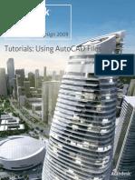 3ds Max 2009 Design Tutorials Using Autocad