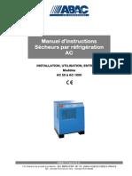 Manuel d'Installation Et d'Entretien AC35-1000