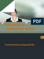 01. Educación y Educación Virtual
