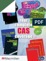 Cas-maths Brochure 2012