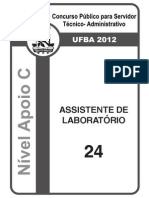 2012-AssistenteLaboratorio