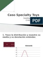 Caso Specialty Toys Presentacion