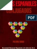 Verbos Españoles Conjugados libro