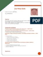 María Anastacia Pérez Solís Curriculum1