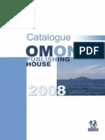 Catalog Editura Omonia