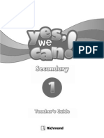 Yes We Can Secondary 1 Teachers Guide