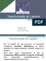 Transformada Laplace