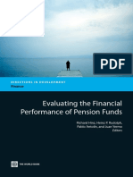 Evaluating the Financial Performance of Pension Funds
