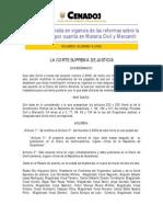 Acuerdo de La CSJ 06-2006