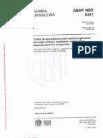 ABNT NBR 6591 (2008)