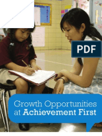 Achievement First Career Pathways