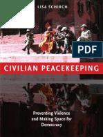 Civilian Peacekeeping