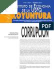 KOYUNTURA #51 - Febrero 2015  CORRUPCION