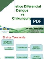 Dengue vs Chikung 2014