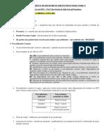 Unidade I - Procedimentos Comuns - Procedimento Ordinário - 2015.doc