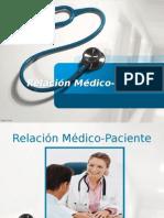 Tema 7 Relacion Medico Paciente y Sus Bases Eticas