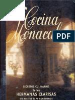 Cocina Monacal - Secretos Culinarios de Las Hermanas Clarisas