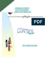 Control Unidad i