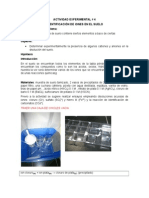 ACTIVIDAD EXPERIMENTAL 4 Identificacion de Iones en Suelo (1)