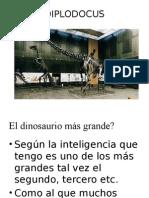 Diplodocus (dinosaurio)