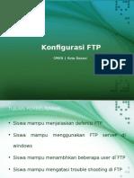 Lab 7 Konfigurasi Ftp server di windows 2008