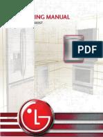 Dishwasher LDF9810ST TrainingManual