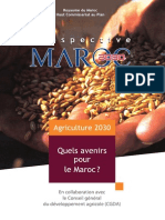Ma Roc 2030 Agriculture