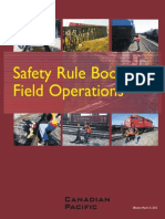 CP Safety Rule Book 2012
