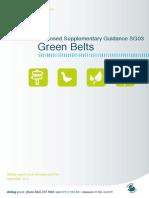 Sg03 Green Belts