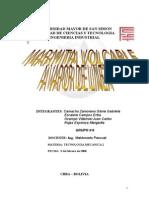 Proyecto Marmita Industrial