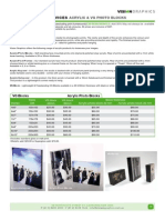 Acrylic Photo Products