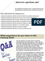Top 10 training interview questions and answers.pptx