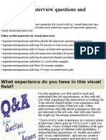 Top 10 visual interview questions and answers.pptx