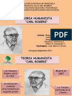 Aspectos Psicopedagogicos Teoria Humanista