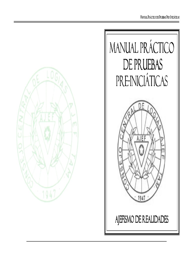 MANUAL AJEF PDF