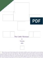 Victoria the Little Merman