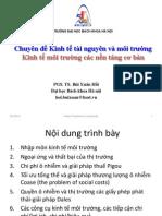 Chuong 4-Kinh Te Moi Truong