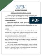 Medak District Profile (1)