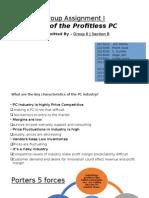 The Profitless PC
