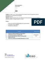 Proyectos de Certificación Autodesk