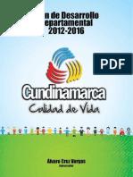 Plan Departamental de Desarrollo 2012-2016-Aprobado
