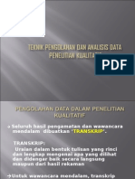 ANalisa Data Kualitatif