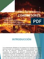 Clasificación de Compresores