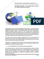 Financing the Clean Energy and Energy Transition in India