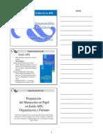 Manual de APA (6a Ed) - Guia Breve