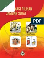Buku Katalog Pilihan Informasi Jamban Sehat